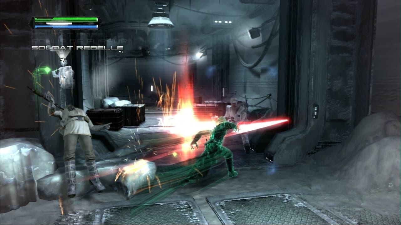 Xbox 360 Star Wars: Le Pouvoir de la Force: Ultimate Sith Edition