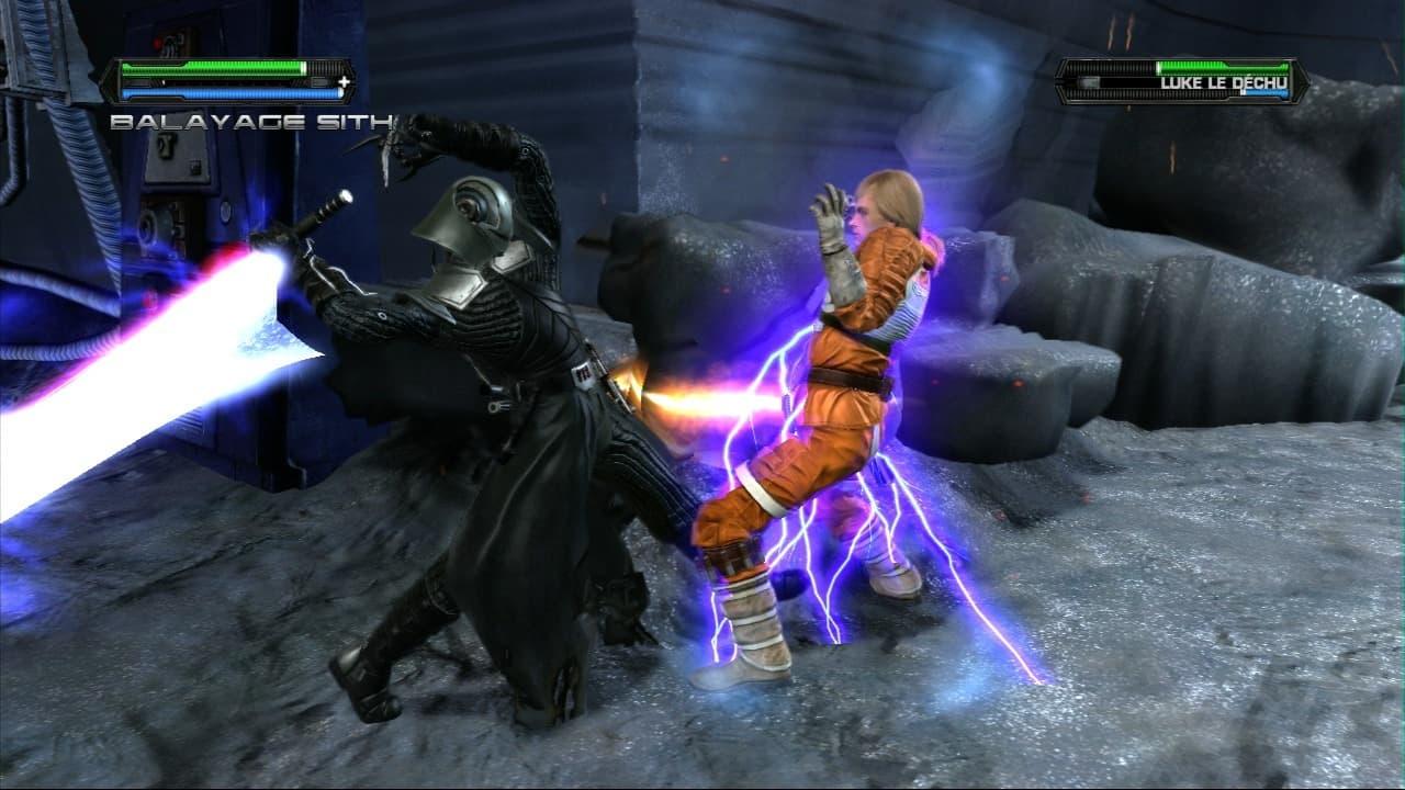 Star Wars: Le Pouvoir de la Force: Ultimate Sith Edition - Image n°6