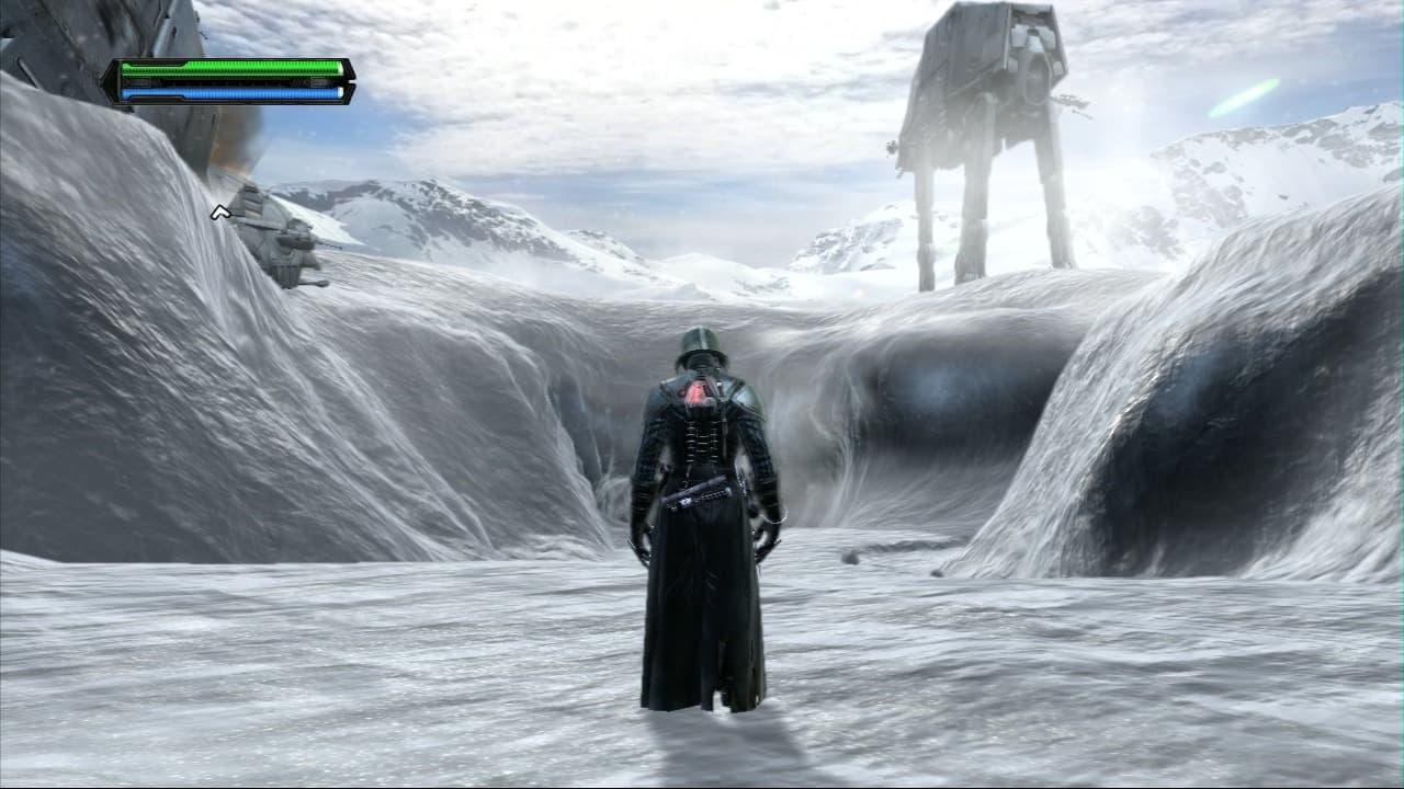 Star Wars: Le Pouvoir de la Force: Ultimate Sith Edition - Image n°7