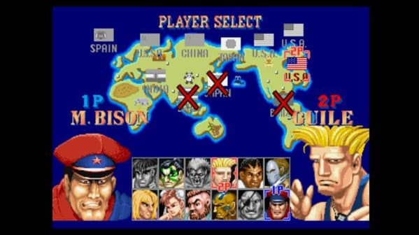 Street Fighter II' : Hyper Fighting