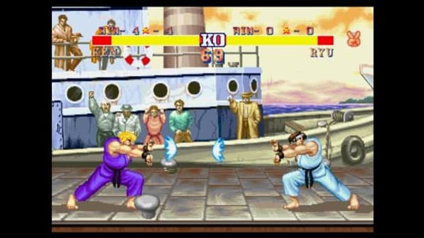 Street Fighter II' : Hyper Fighting Xbox