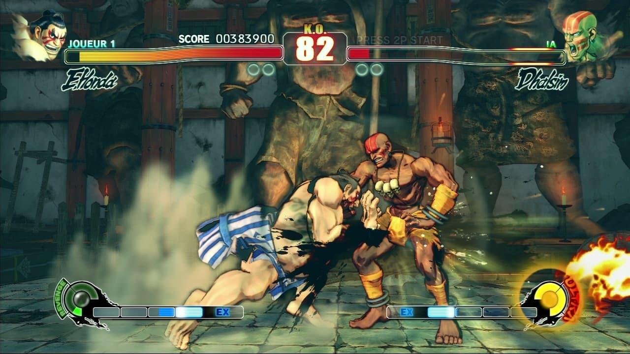 Street Fighter IV - Image n°7