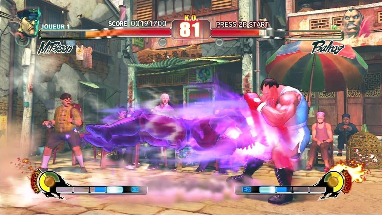Street Fighté IV