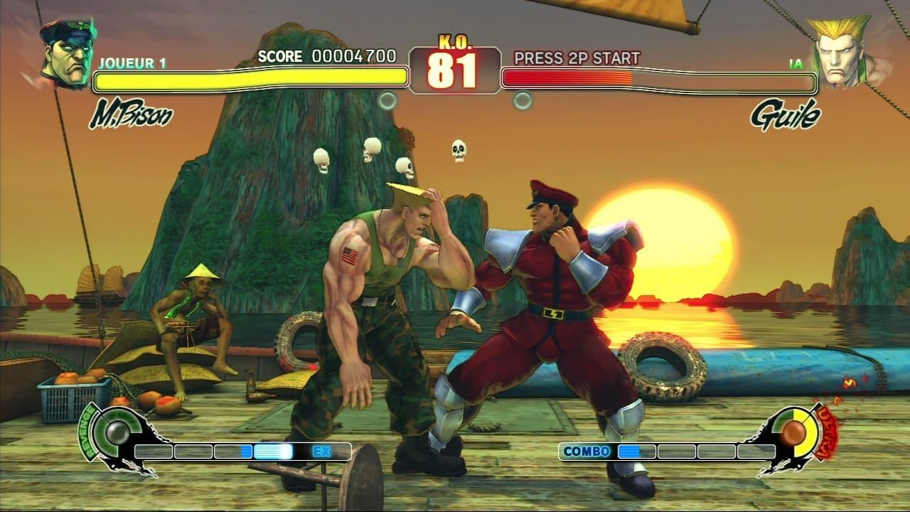 Street Fighter IV - Image n°6