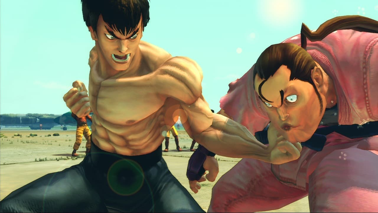 Street Fighter IV Xbox