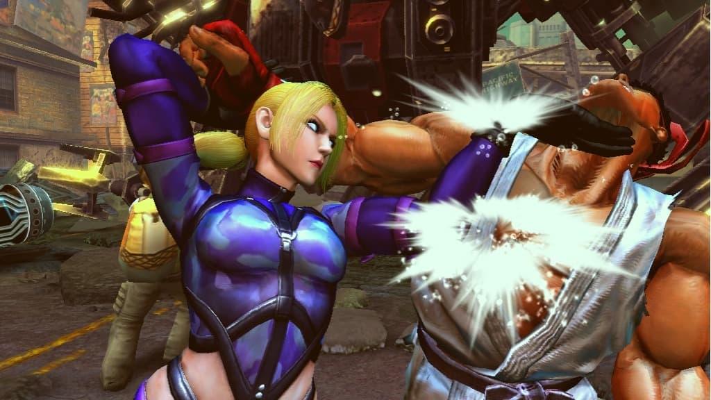 Street Fighté X Tekken