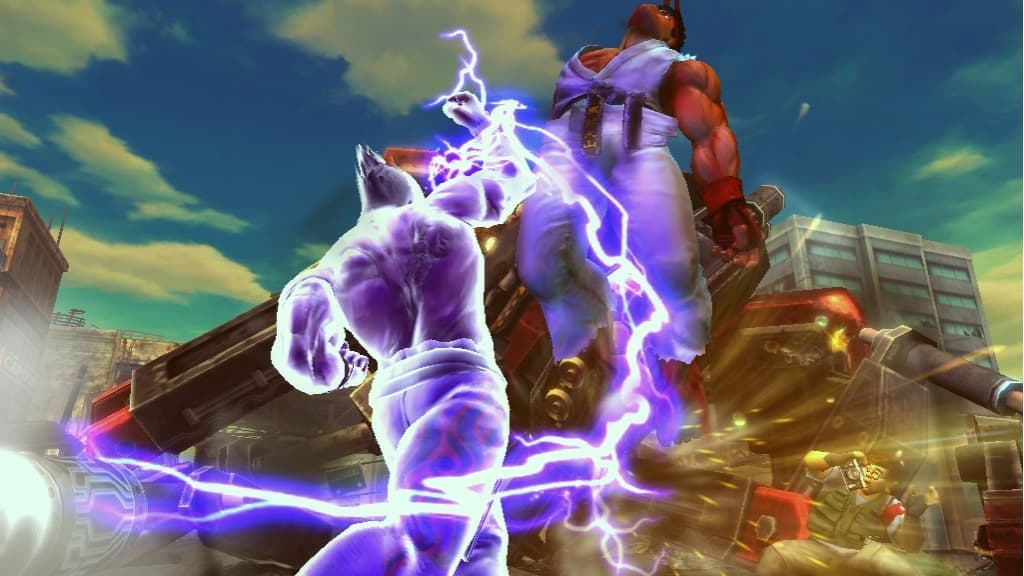 Street Fighter X Tekken Xbox
