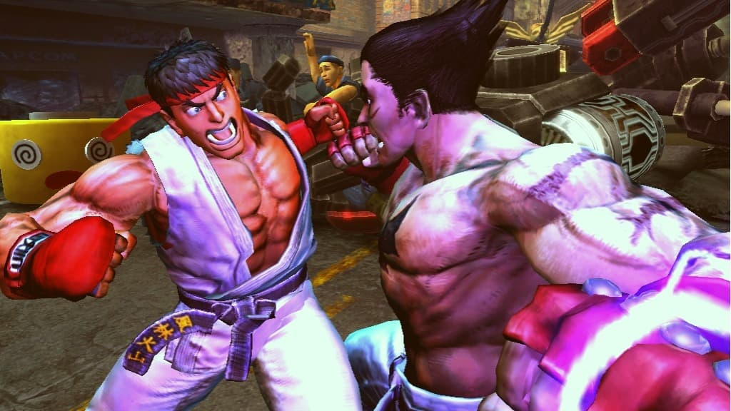 Street Fighter X Tekken - Image n°7
