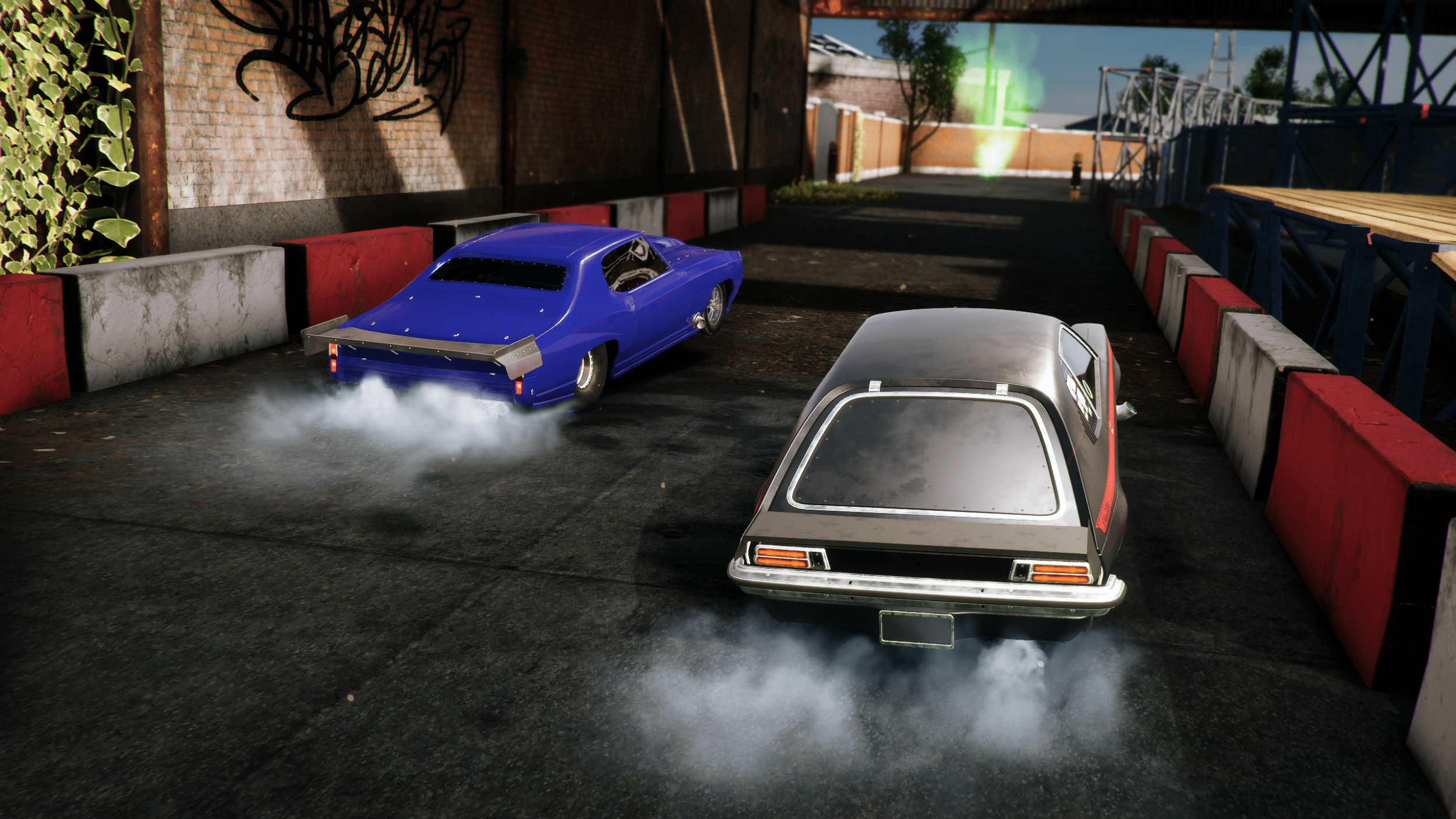 Xbox One Street Outlaws : The List