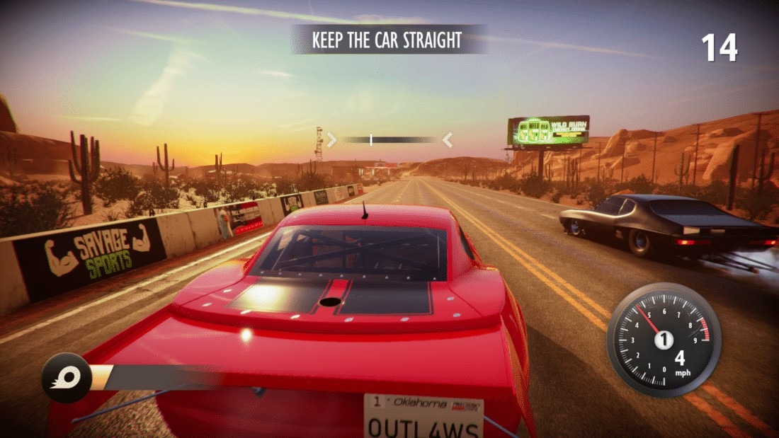Street Outlaws : The List Xbox One