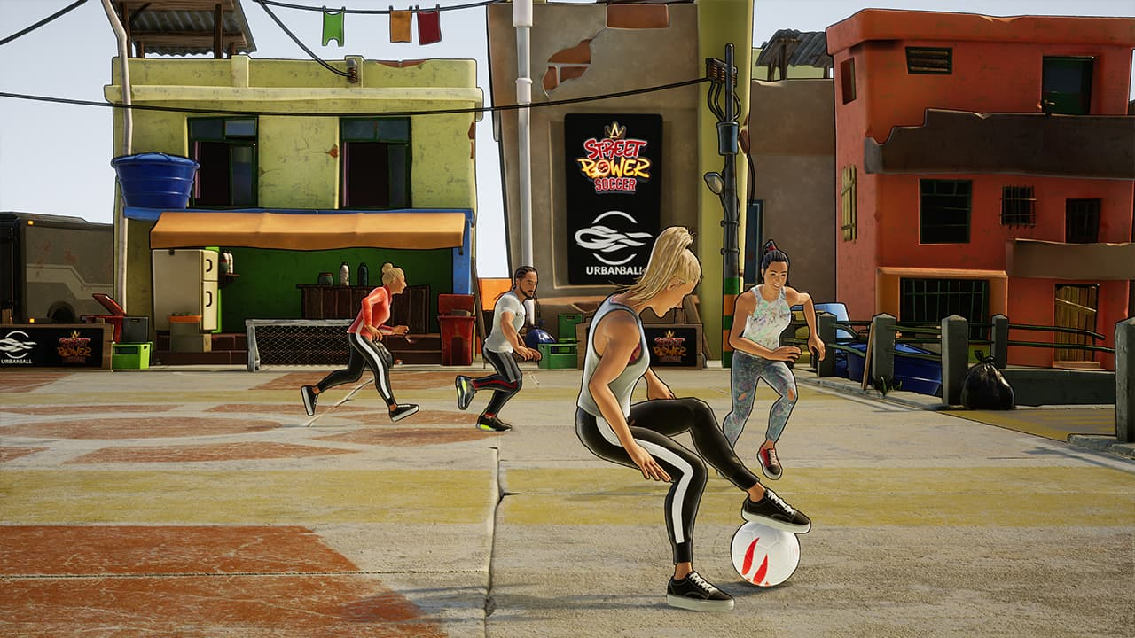 Xbox One Street Power Football