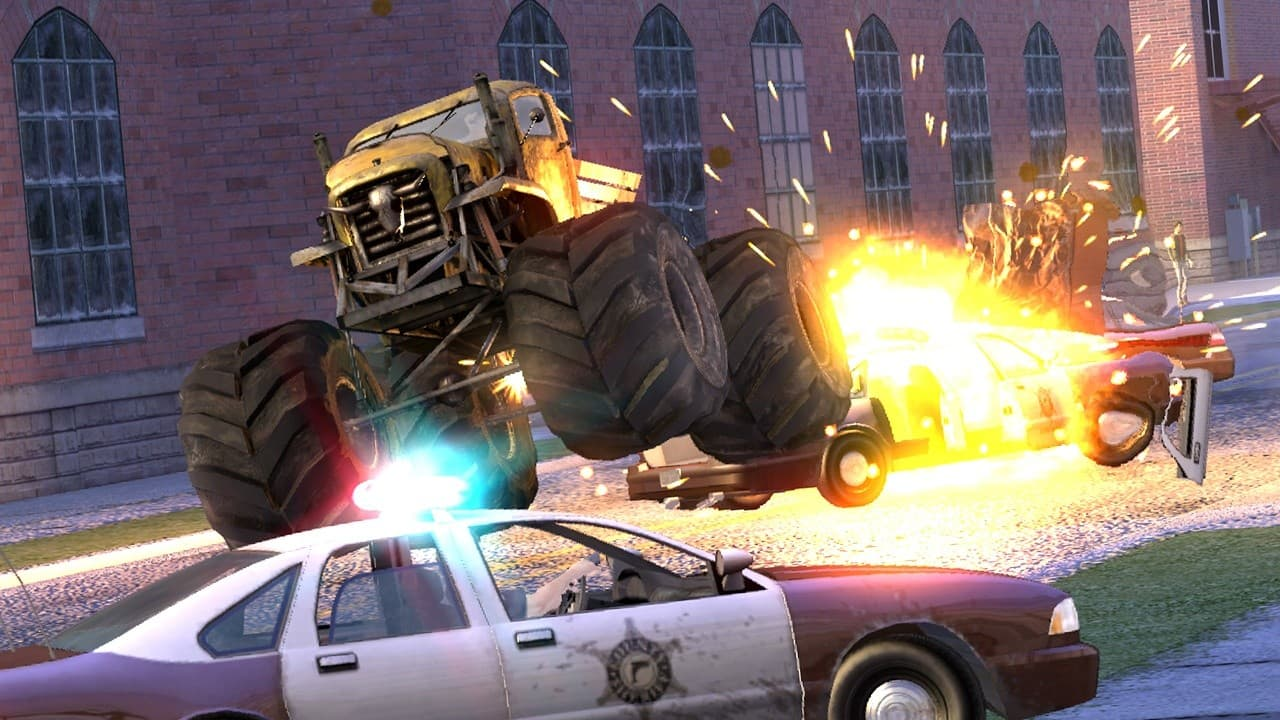 Stuntman Ignition Xbox