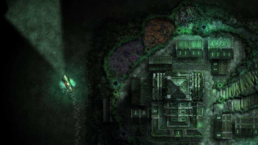 Sunless Sea: Zubmariner Edition Xbox