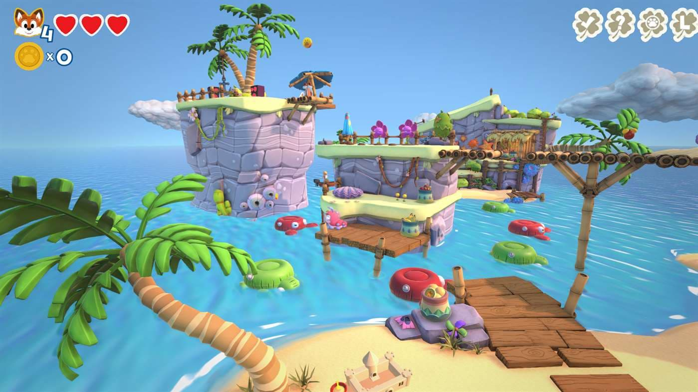 Xbox One Super Lucky's Tale: Gilly Island