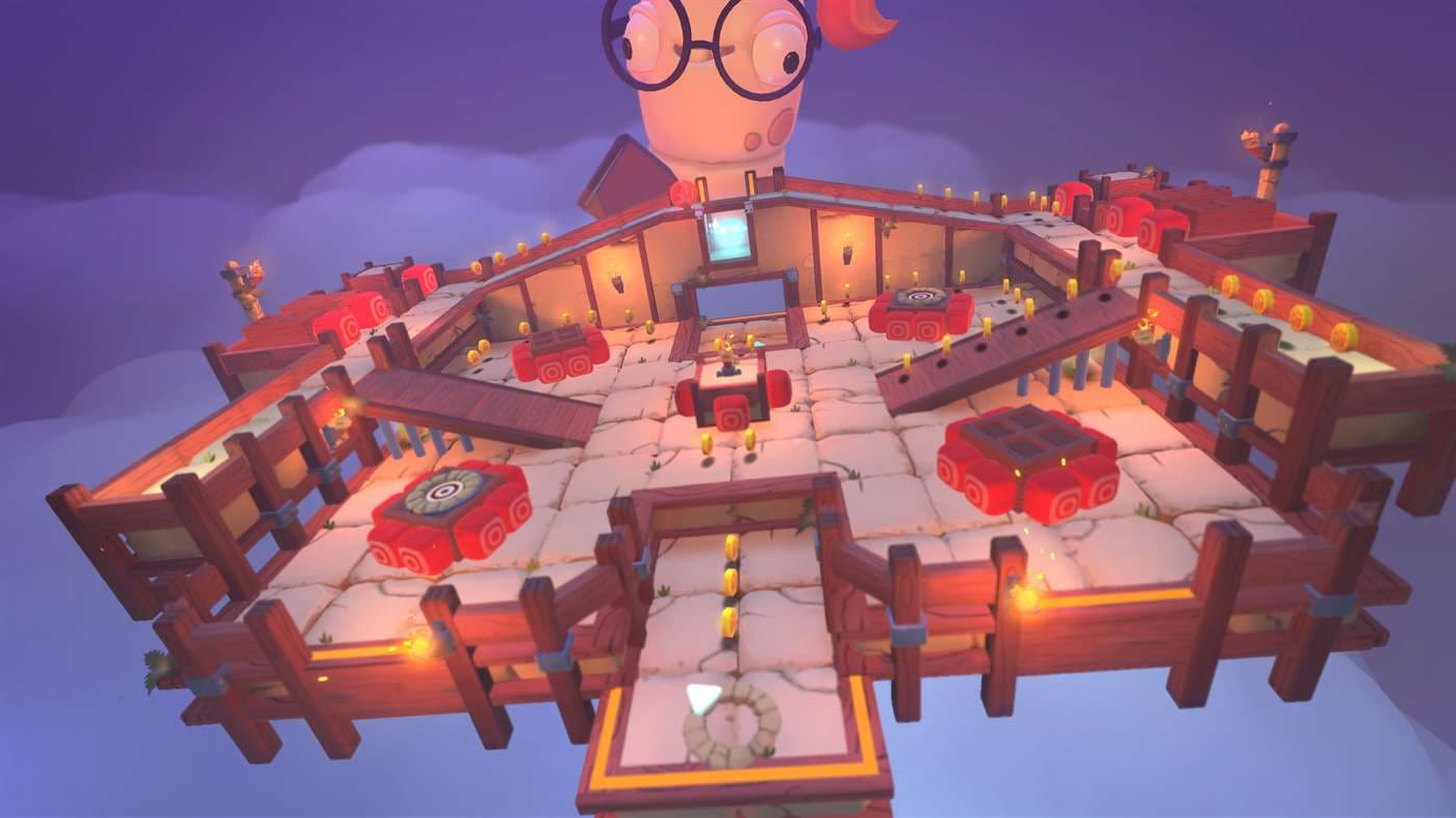 Super Lucky's Tale: Guardian Trials Xbox