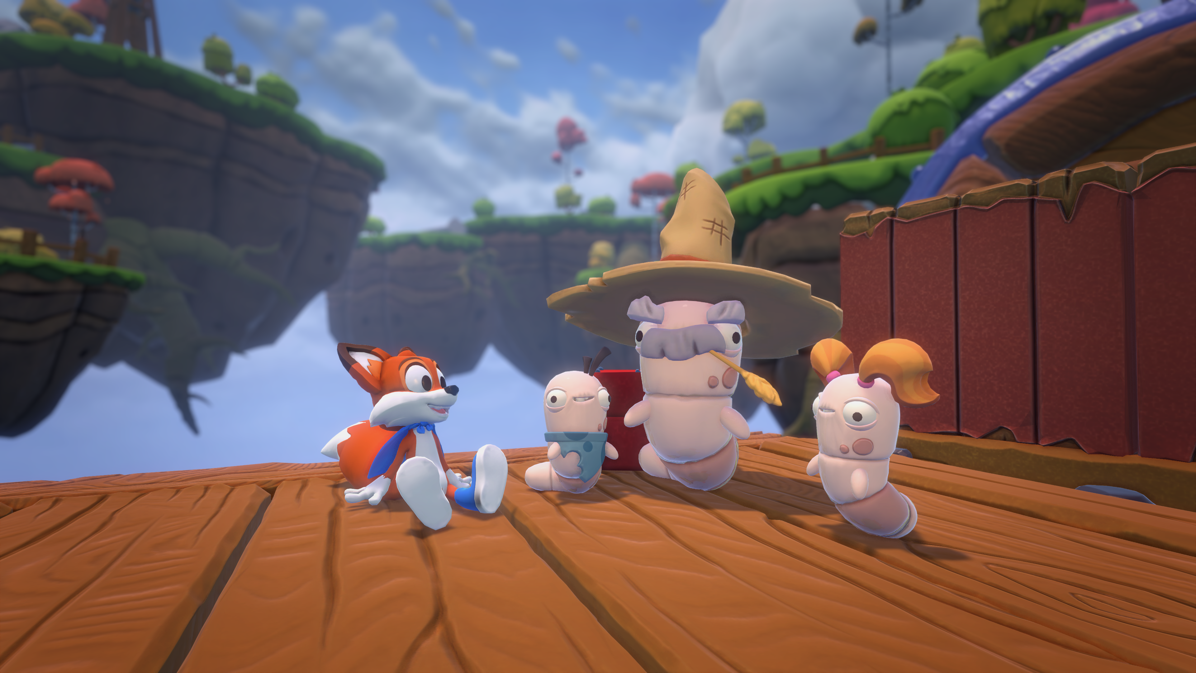 Super Lucky's Tale Xbox