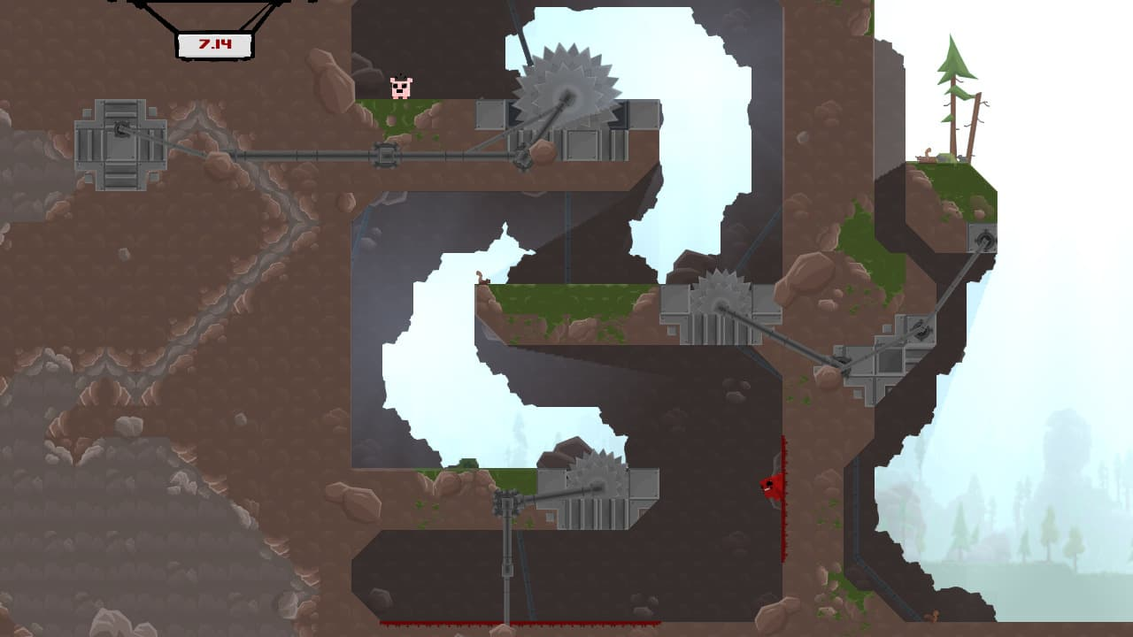 Super Meat Boy - Image n°6
