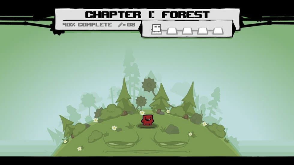 Super Meat Boy - Image n°8