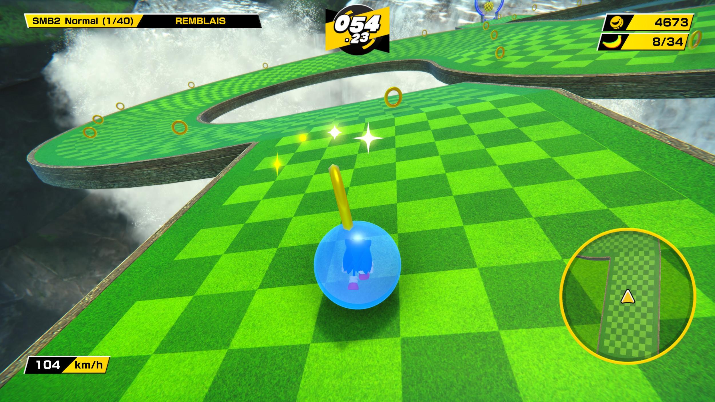 Xbox Series X & S Super Monkey Ball: Banana Mania