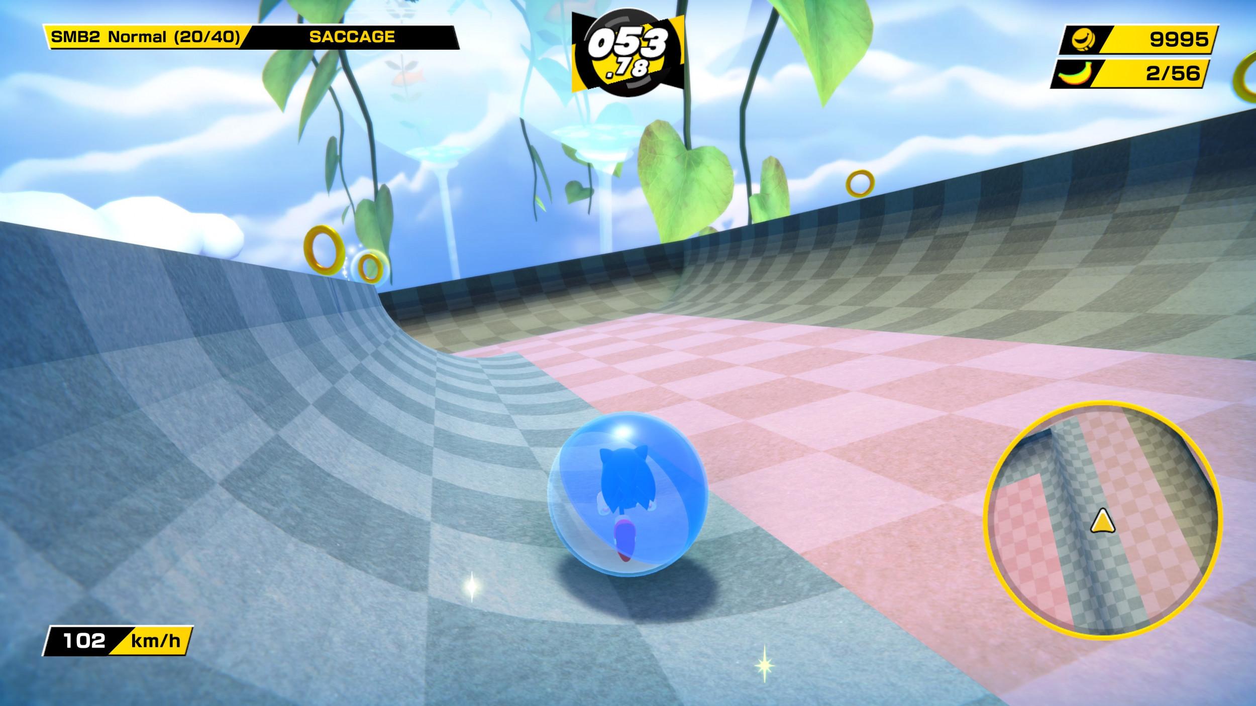 Super Monkey Ball: Banana Mania Xbox Series X & S