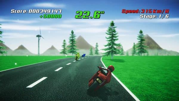 Xbox One Super Night Riders