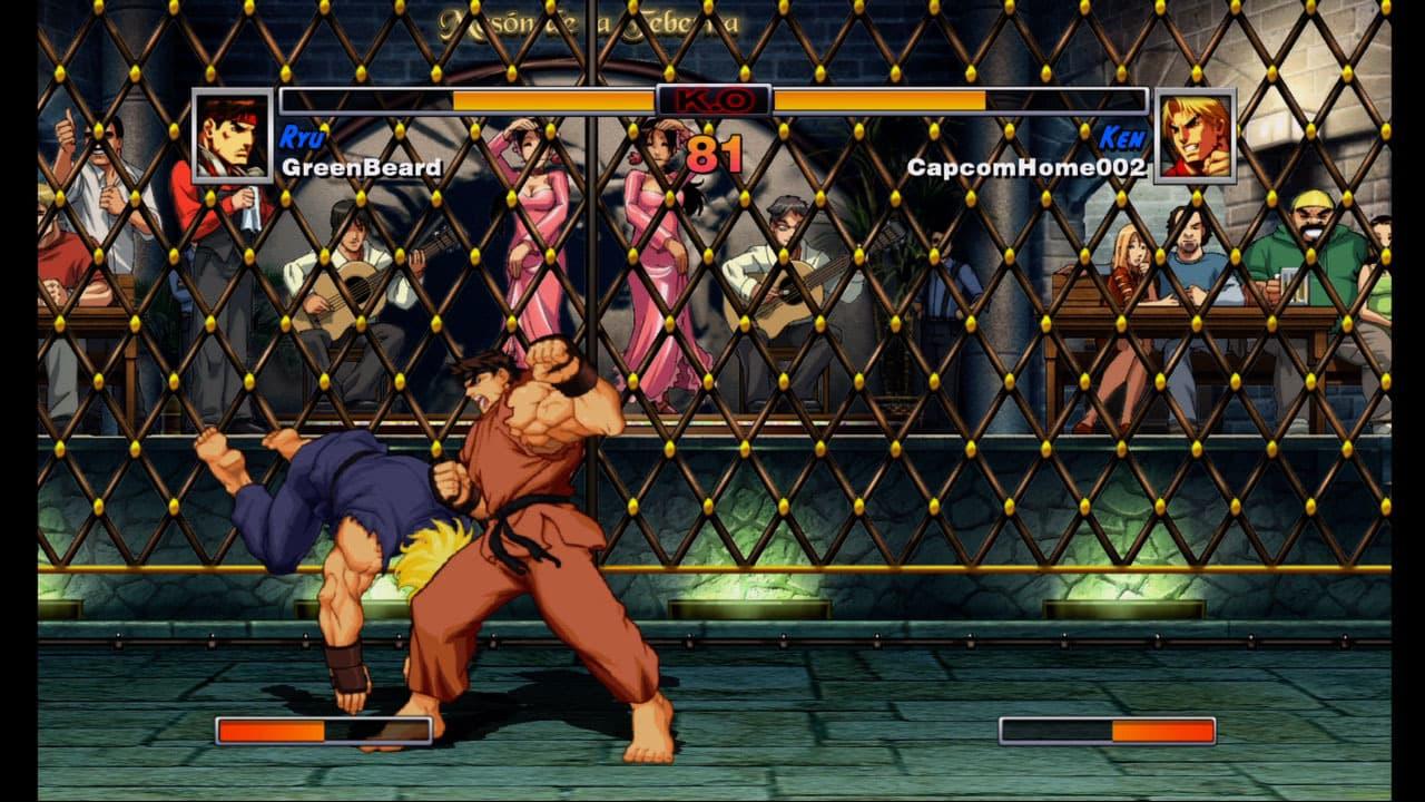 Xbox 360 Super Street Fighter II Turbo HD Remix