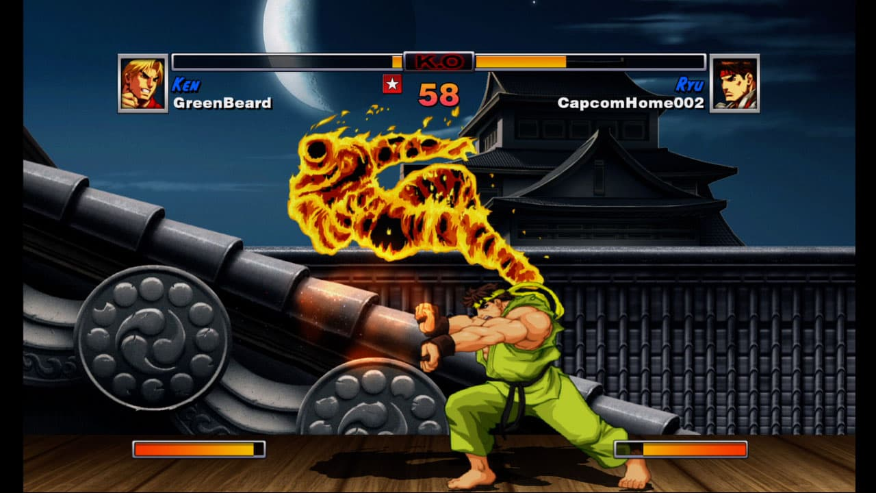 Super Street Fighter II Turbo HD Remix - Image n°7
