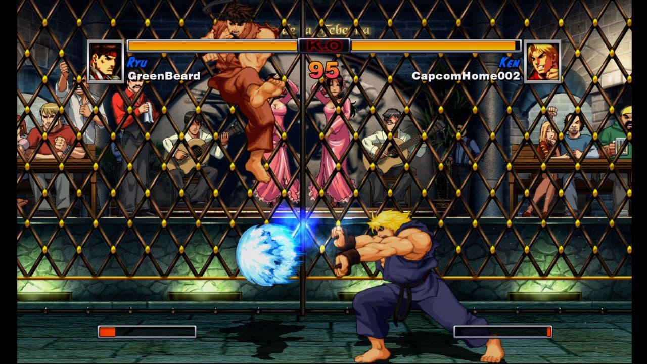 Super Street Fighter II Turbo HD Remix Xbox 360