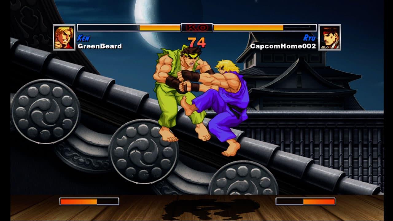 Super Street Fighter II Turbo HD Remix - Image n°8