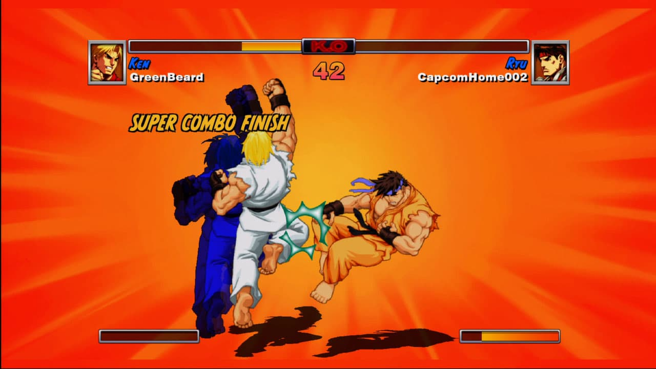 Supé Street Fighté II Turbo HD Remix