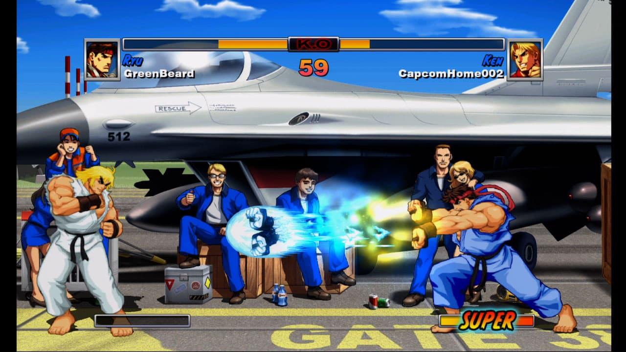 Super Street Fighter II Turbo HD Remix Xbox