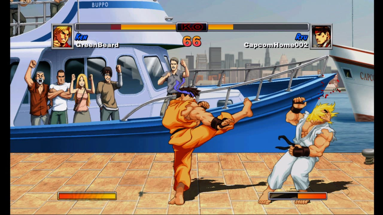 Super Street Fighter II Turbo HD Remix - Image n°6