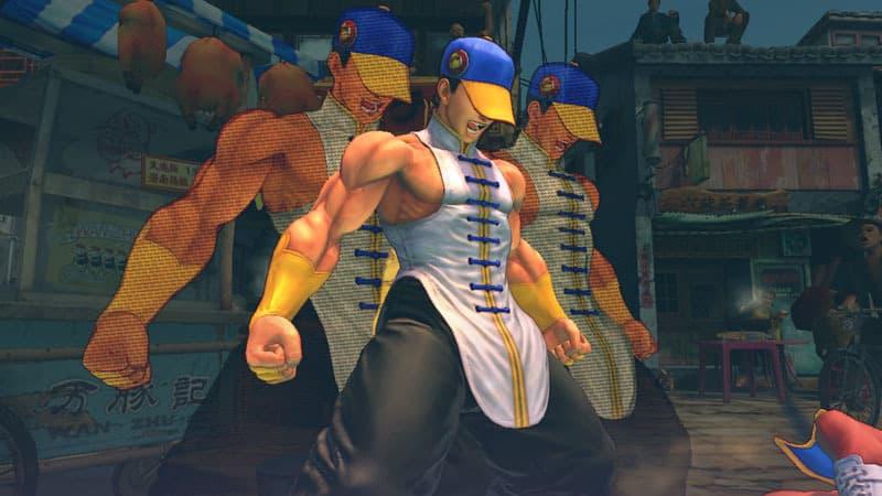 Supé Street Fighté IV: Arcade Edition