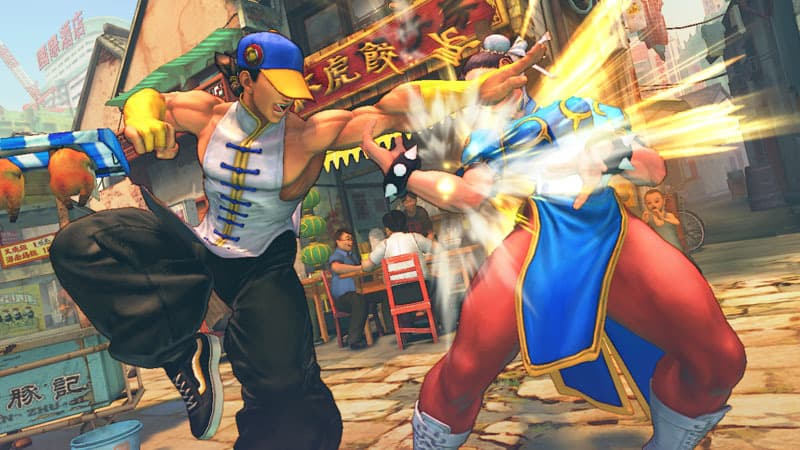 Super Street Fighter IV: Arcade Edition - Image n°6