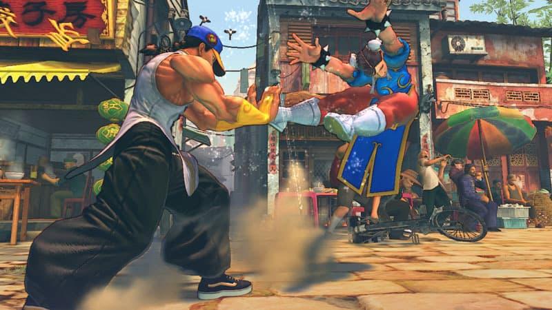 Xbox 360 Super Street Fighter IV: Arcade Edition