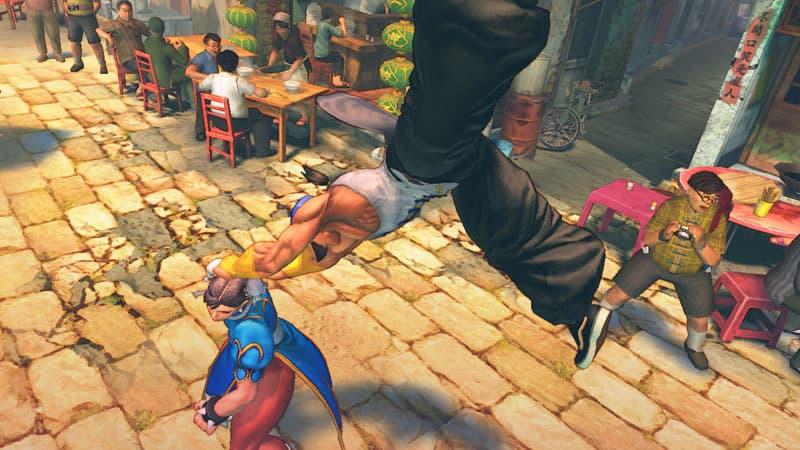 Super Street Fighter IV: Arcade Edition Xbox