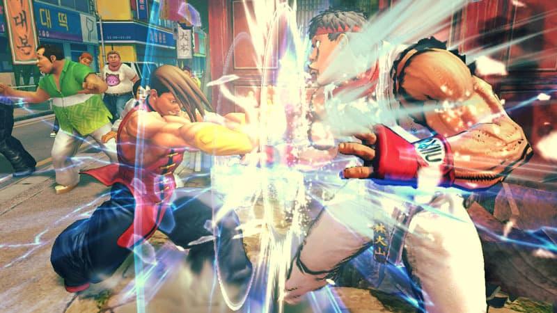 Super Street Fighter IV: Arcade Edition - Image n°8