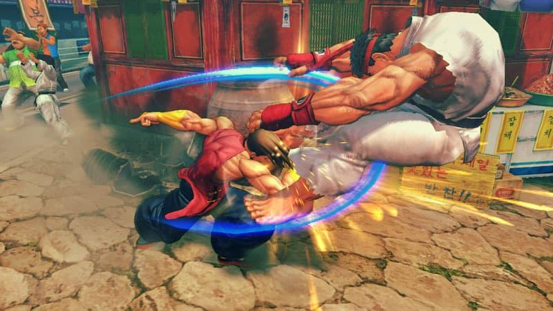 Super Street Fighter IV: Arcade Edition - Image n°7