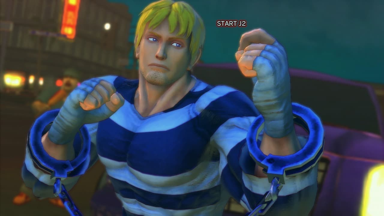 Super Street Fighter IV Xbox