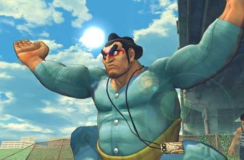 Images Super Street Fighters IV