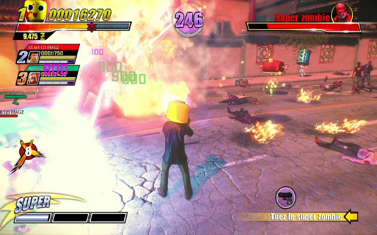 Super Ultra Dead Rising 3 Arcade Remix Hyper Edition EX Plus Alpha Xbox