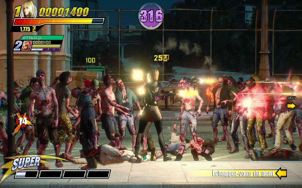 Supé Ultra Dead Rising 3 Arcade Remix Hypé Edition EX Plus Alpha