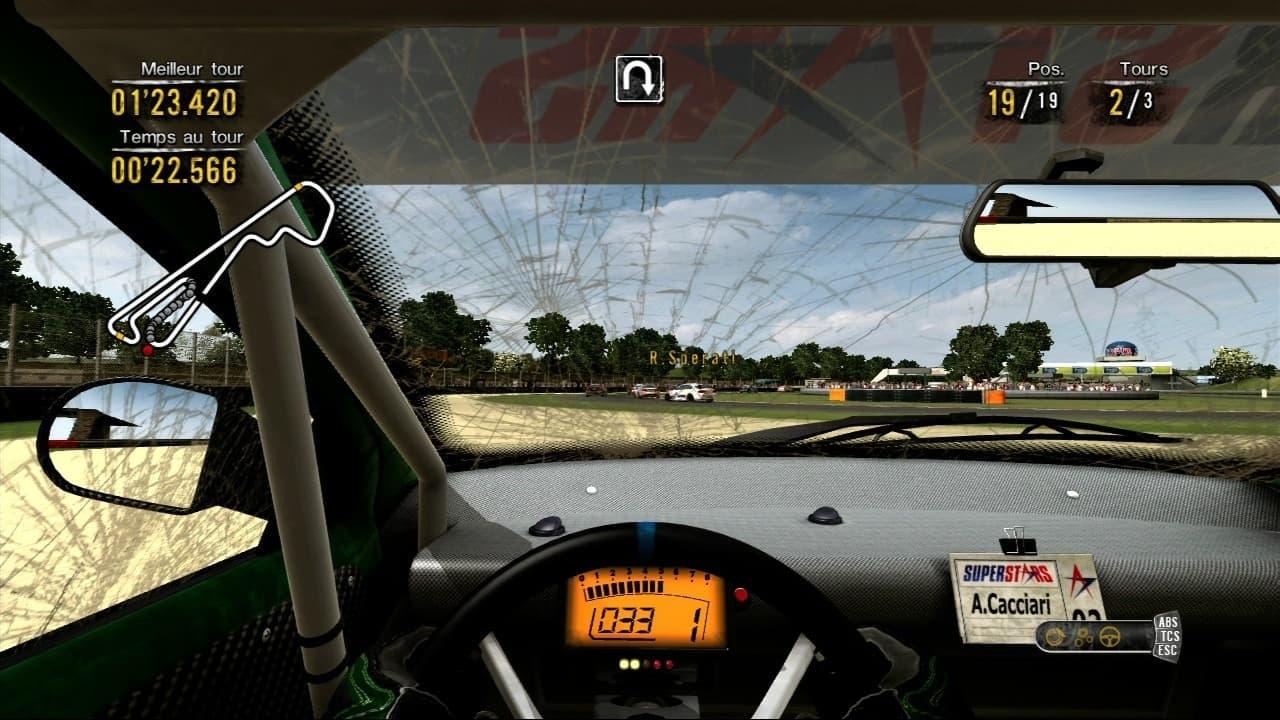 Superstars V8: Next Challenge Xbox 360