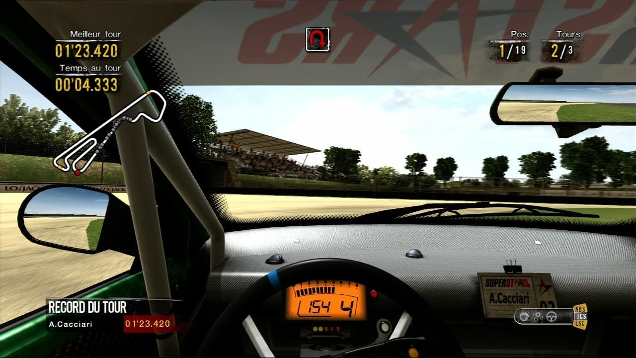 Xbox 360 Superstars V8: Next Challenge