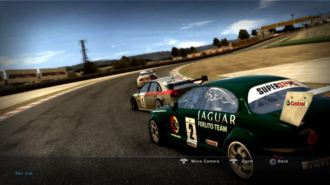 Superstars V8 Racing Xbox 360