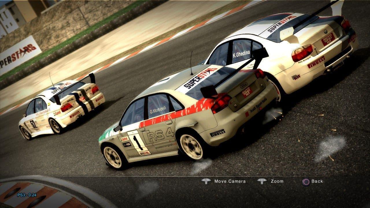 Xbox 360 Superstars V8 Racing