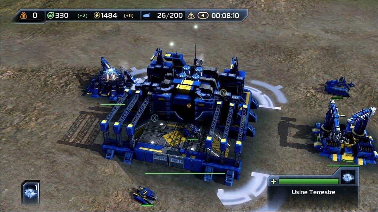 Supreme Commander 2 Xbox
