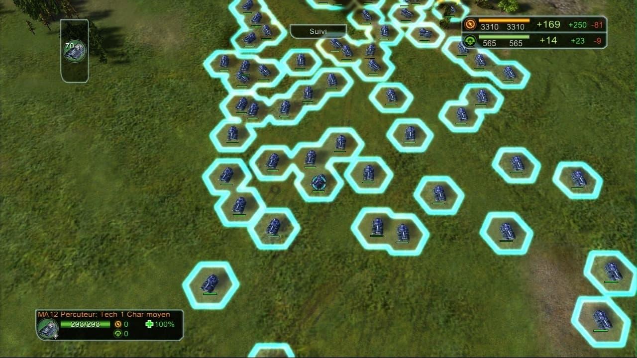 Xbox 360 Supreme Commander