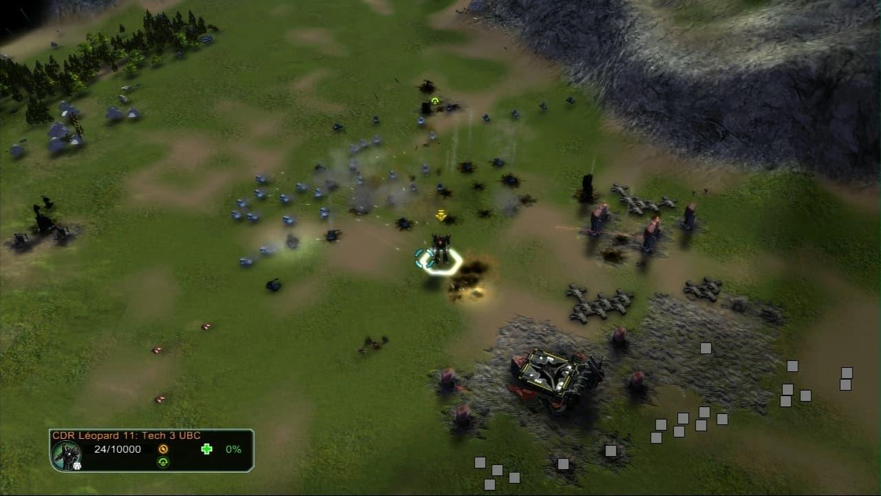 Supreme Commander Xbox