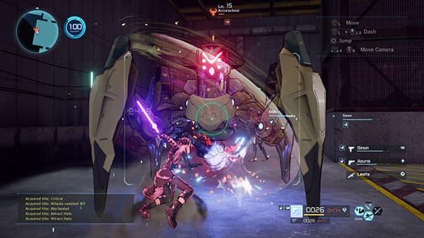 Sword Art Online: Fatal Bullet - Dissonance of the Nexus